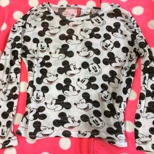 Disney for H&M - Mickey Mouse Sweater Blouse XS